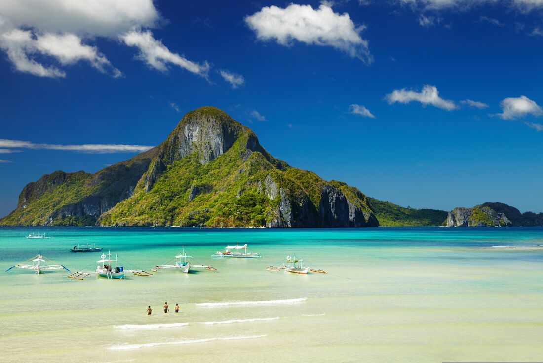Philippines Palawan Island Getaway Philippines, Asia