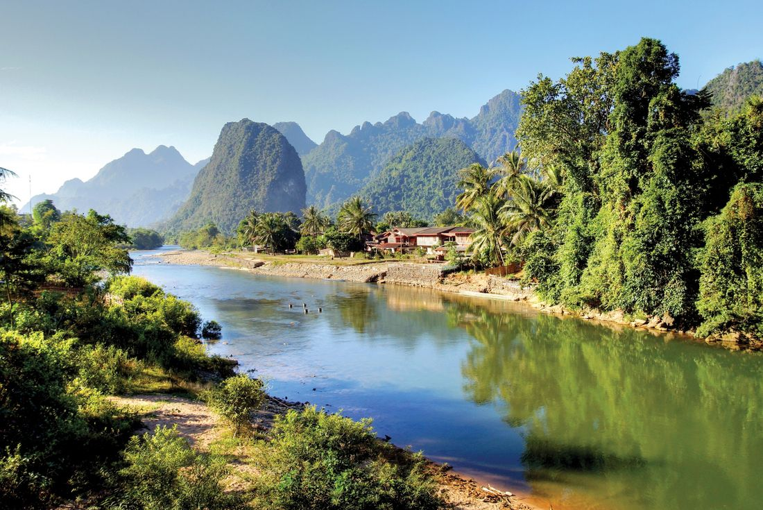 South East Asia Uncovered Laos, Thailand, Vietnam