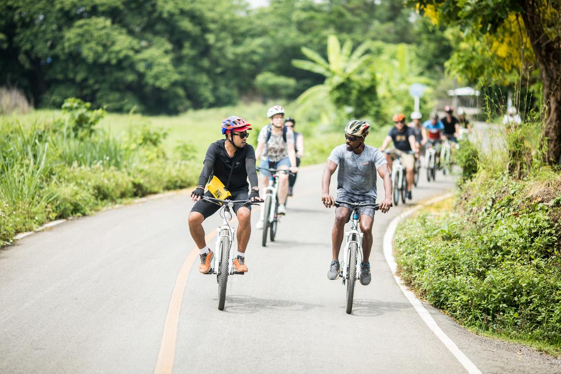 Thailand: Hike, Bike & Kayak Thailand