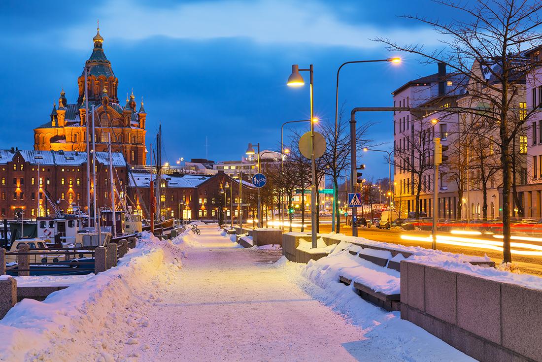 Finnish Lapland in Winter Yllästunturi , Lapland, Finland #bac3afbe-2277-49ad-b072-4cb8fc20e5aa