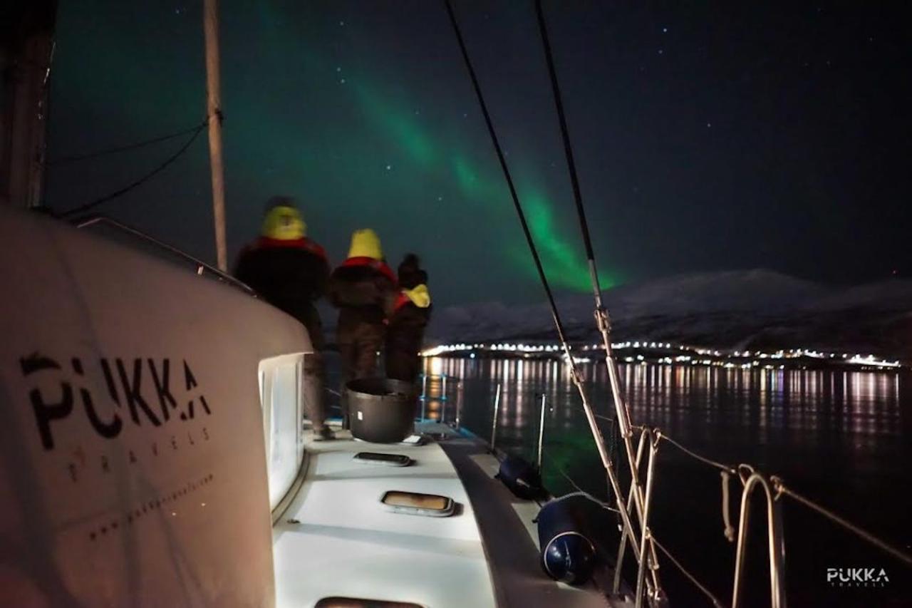 Northern Lights Sailing - Tromso Tromso, Norway #bc33e1e0-cce6-425d-83f4-680a661e5f3d