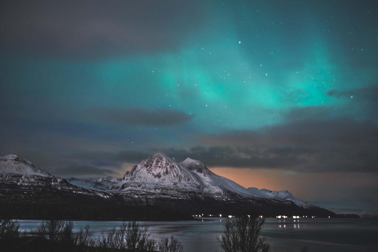 Northern Lights Tesla Experience Tromso, Norway #394ab530-3852-447f-99b6-2aa142caae44
