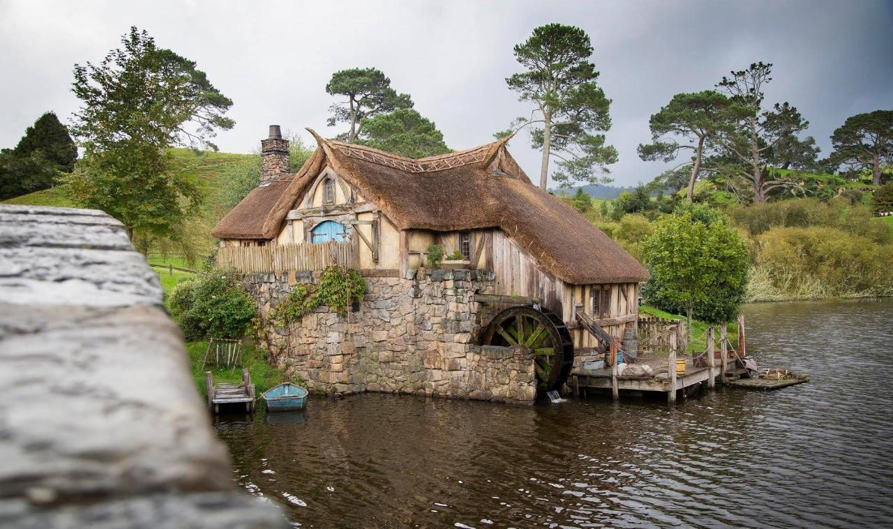 6 Day Lord of the Rings Tour (Double Rate) Lord of the Rings Scenes, New Zealand