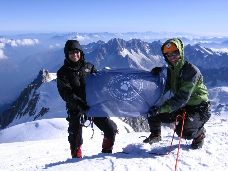 Mont Blanc, 4810 m Franciaország #30a2b994-a1db-472b-97a5-09313947c66c