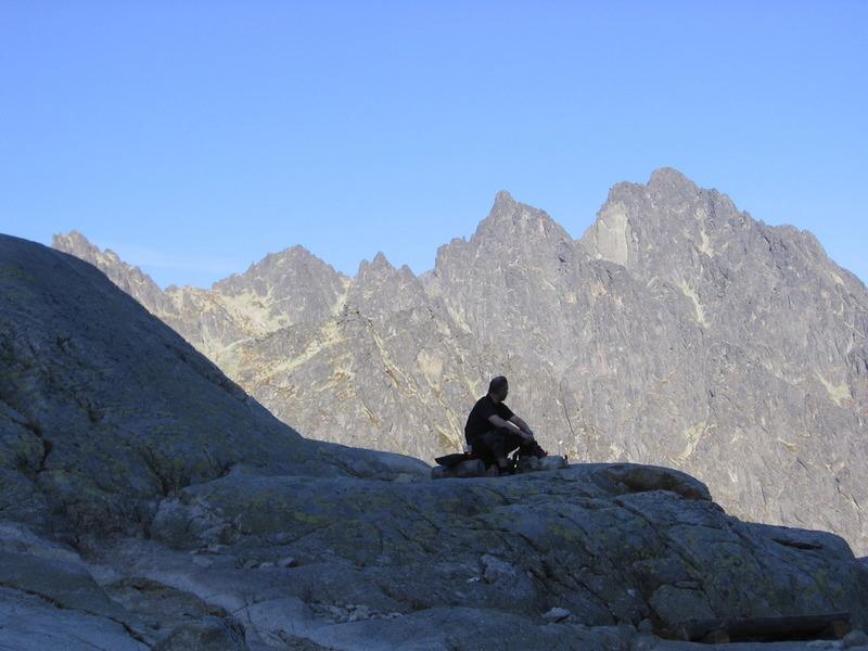 Zöld-tavi-csúcs, 2526 m Szlovákia