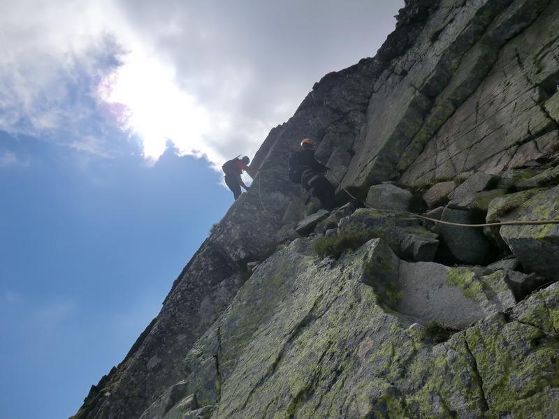 Lomnici-csúcs, 2634 m Szlovákia