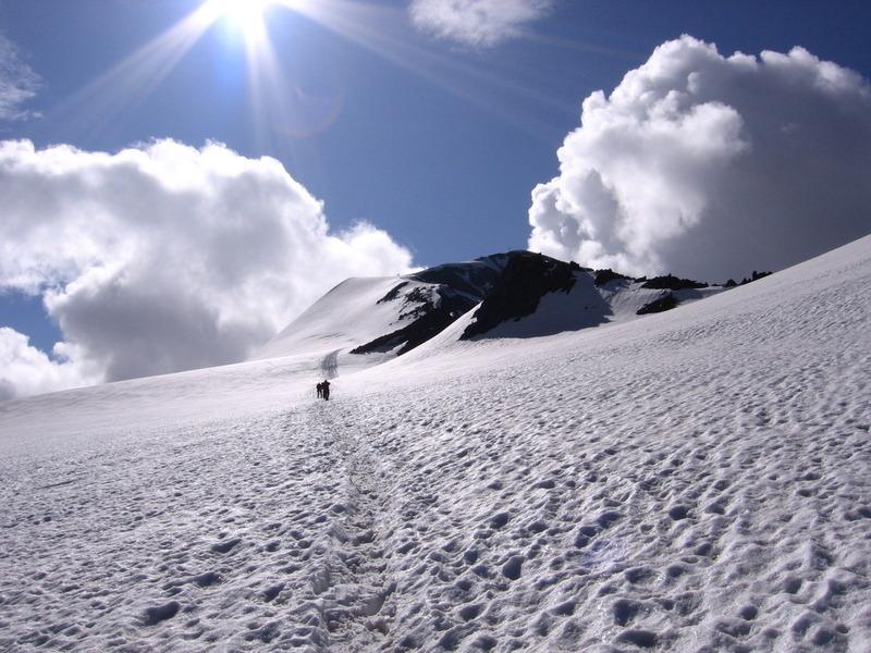 Similaun, 3606 m