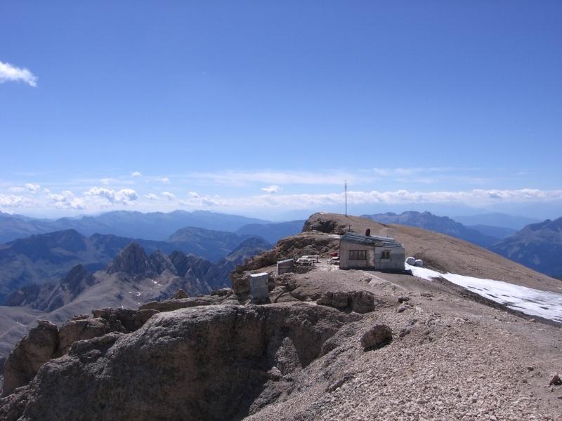 Dolomitok via ferrata (Marmolada-, Sextener- és Tofana-csoport)