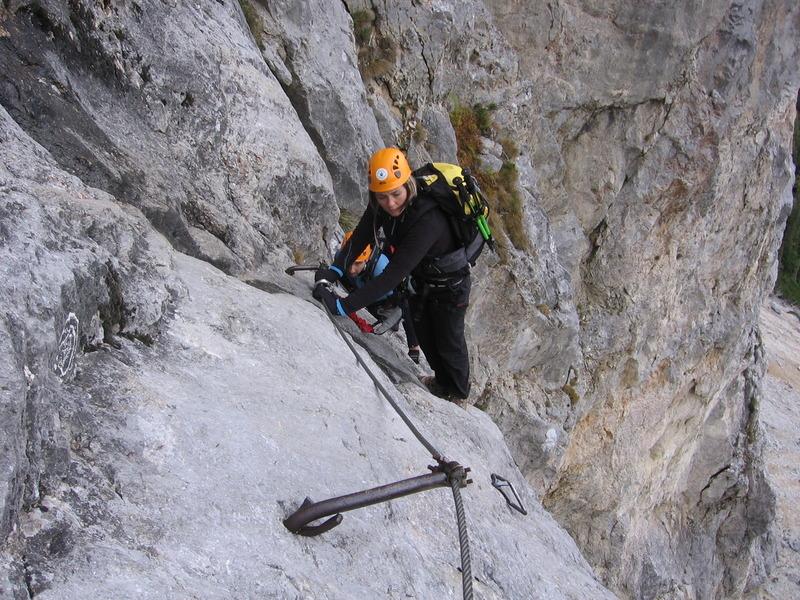 Rax klettersteig 1 napos (Haid-Steig) Raxalpe, Ausztria #ae4535e3-d5a9-4dbe-8989-eef0c5d8d5fe