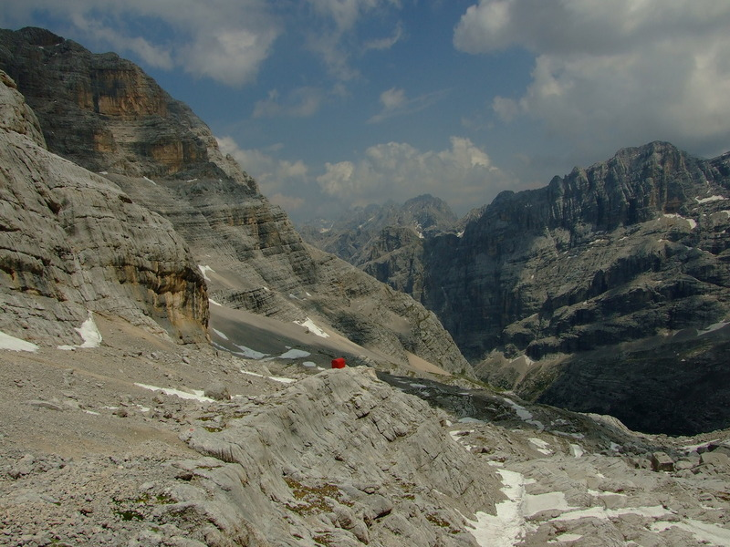 Dolomitok ferrata haladóknak (Sorapiss körtúra) Olaszország