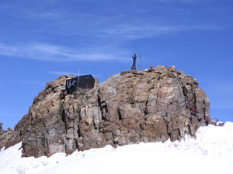 A Monte Rosa csoport 4000 méteres csúcsai Olaszország #6870be19-5b45-4e68-a131-d536a5e3e048