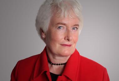 Ancient historian Dr Margaret Mountford