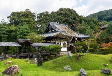 Kodai-ji temple in Japan