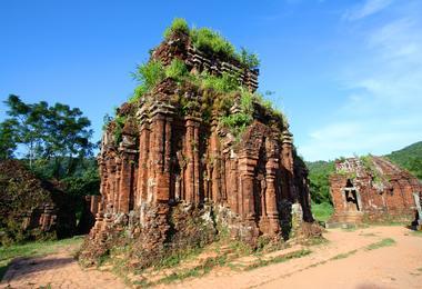 My Son temple, Hoi An