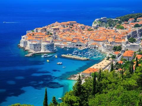 b9609c48ce Sail the stunning Croatian coast from Dubrovnik