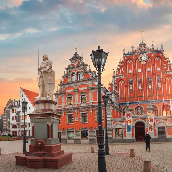 Baltics tour: Helsinki, Tallinn & Riga