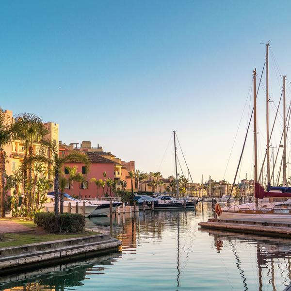 Yachts in Sotogrande, Costa del Sol