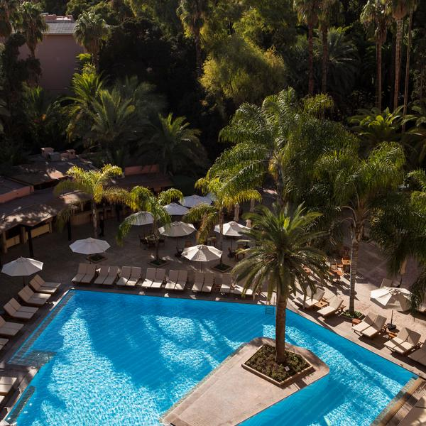 Hotel Es Saadi Marrakech Resort