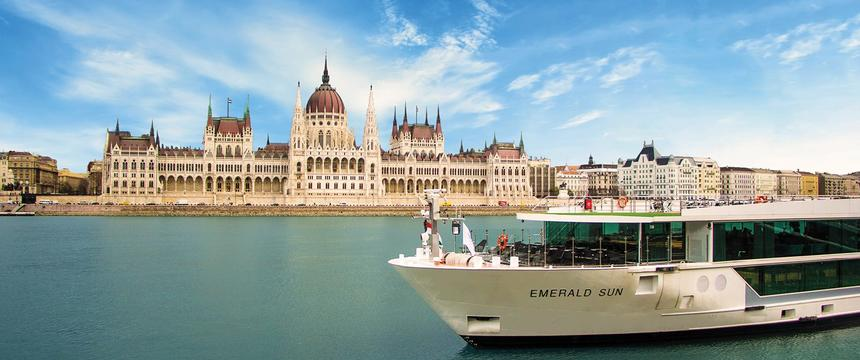 Come Dancing On The Danube With Brendan Cole - Emerald river cruise ship