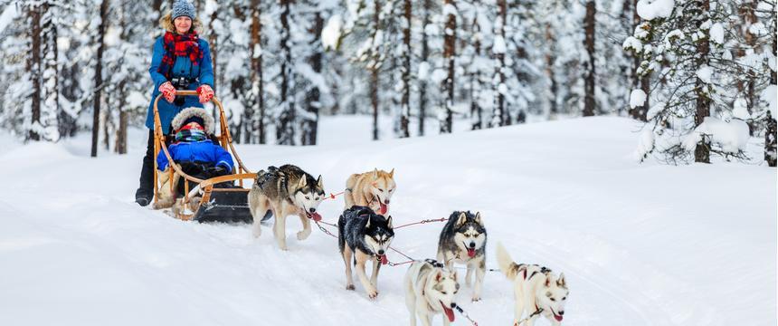 Sledging in Norway