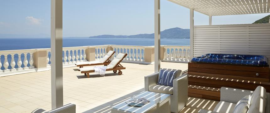 The MarBella Hotel in Corfu