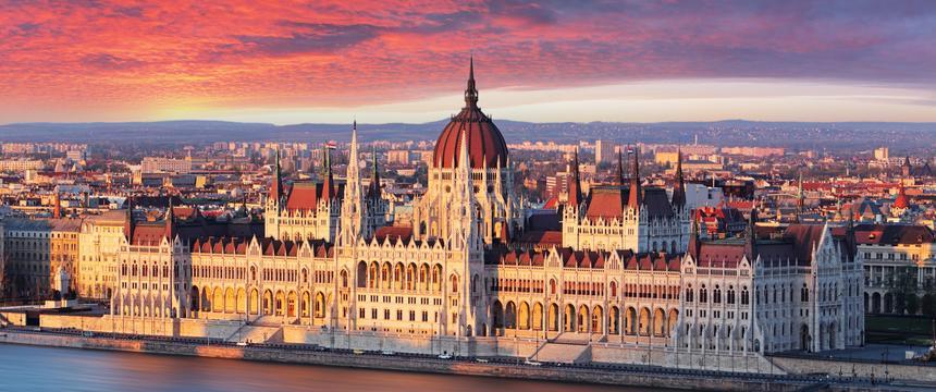 Budapest government building