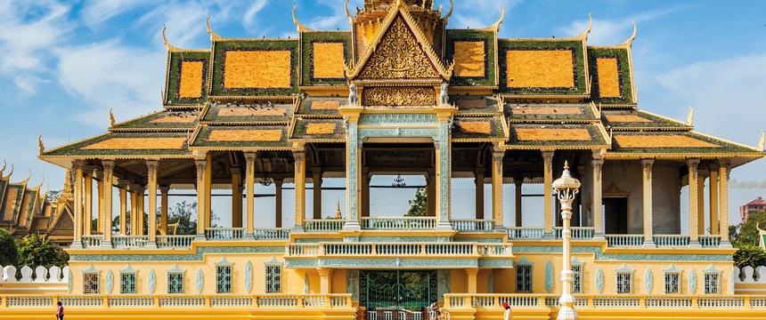 Sail along the majestic Mekong