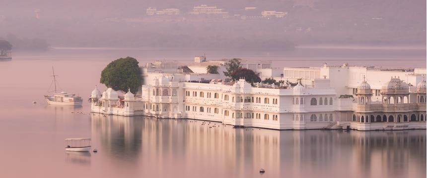 A great view of Lake Pichola in Udaipur