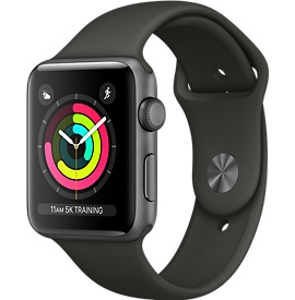 Offerta Apple Watch 3 38mm GPS su TrovaUsati.it