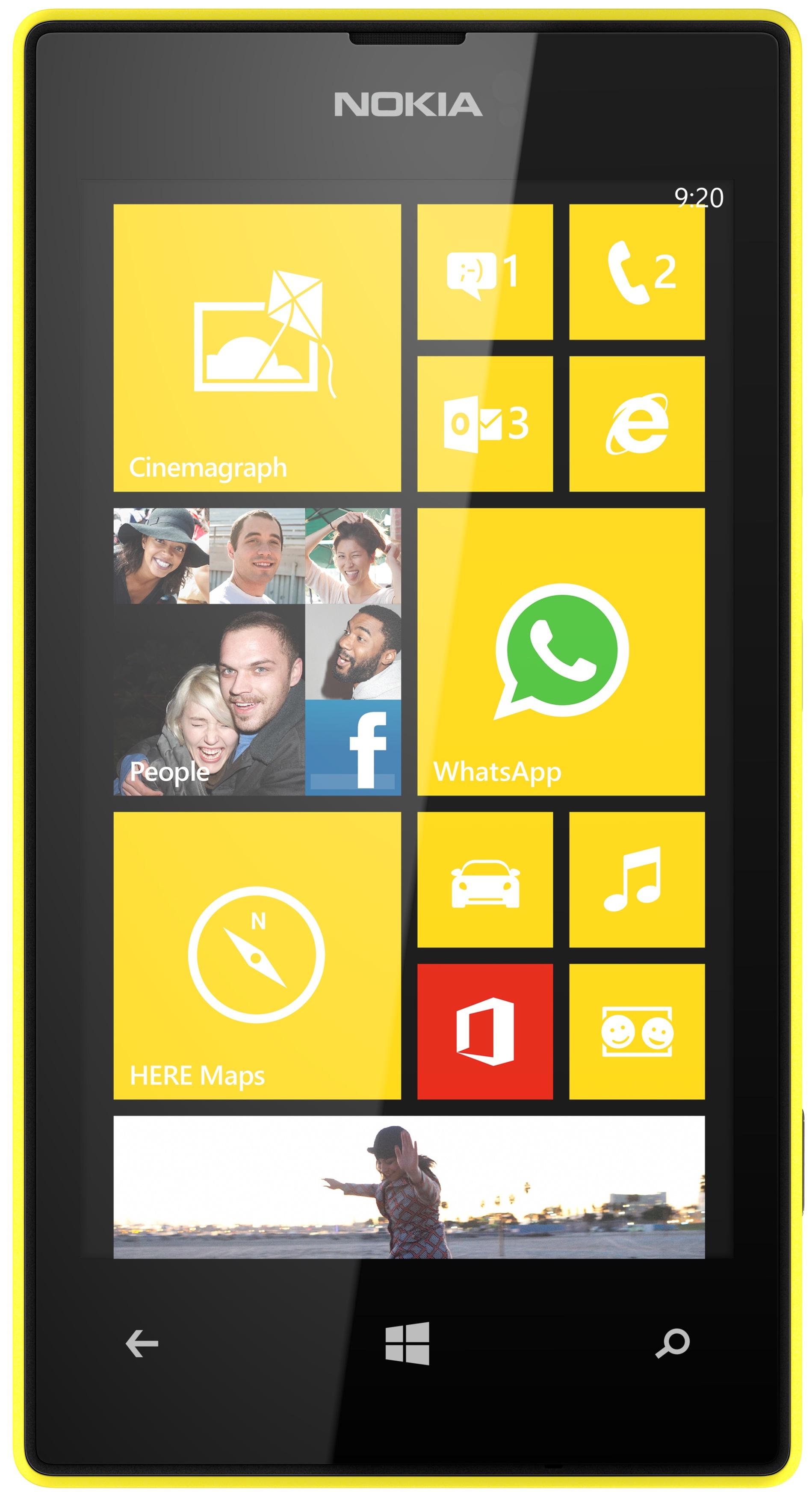 Offerta Nokia Lumia 520 su TrovaUsati.it