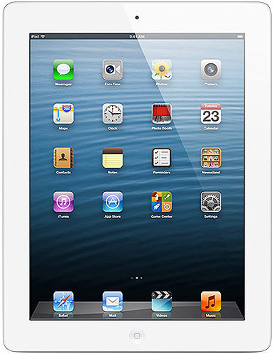 Offerta Apple iPad 4 32gb wifi su TrovaUsati.it
