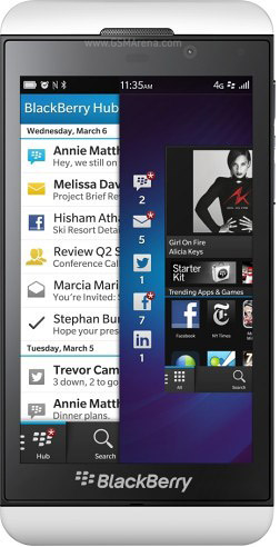 Offerta Blackberry Z10 su TrovaUsati.it
