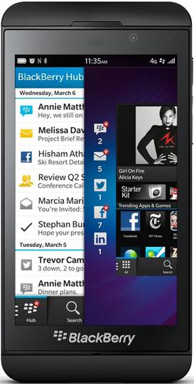 Offerta Blackberry Z10 su TrovaUsati.it