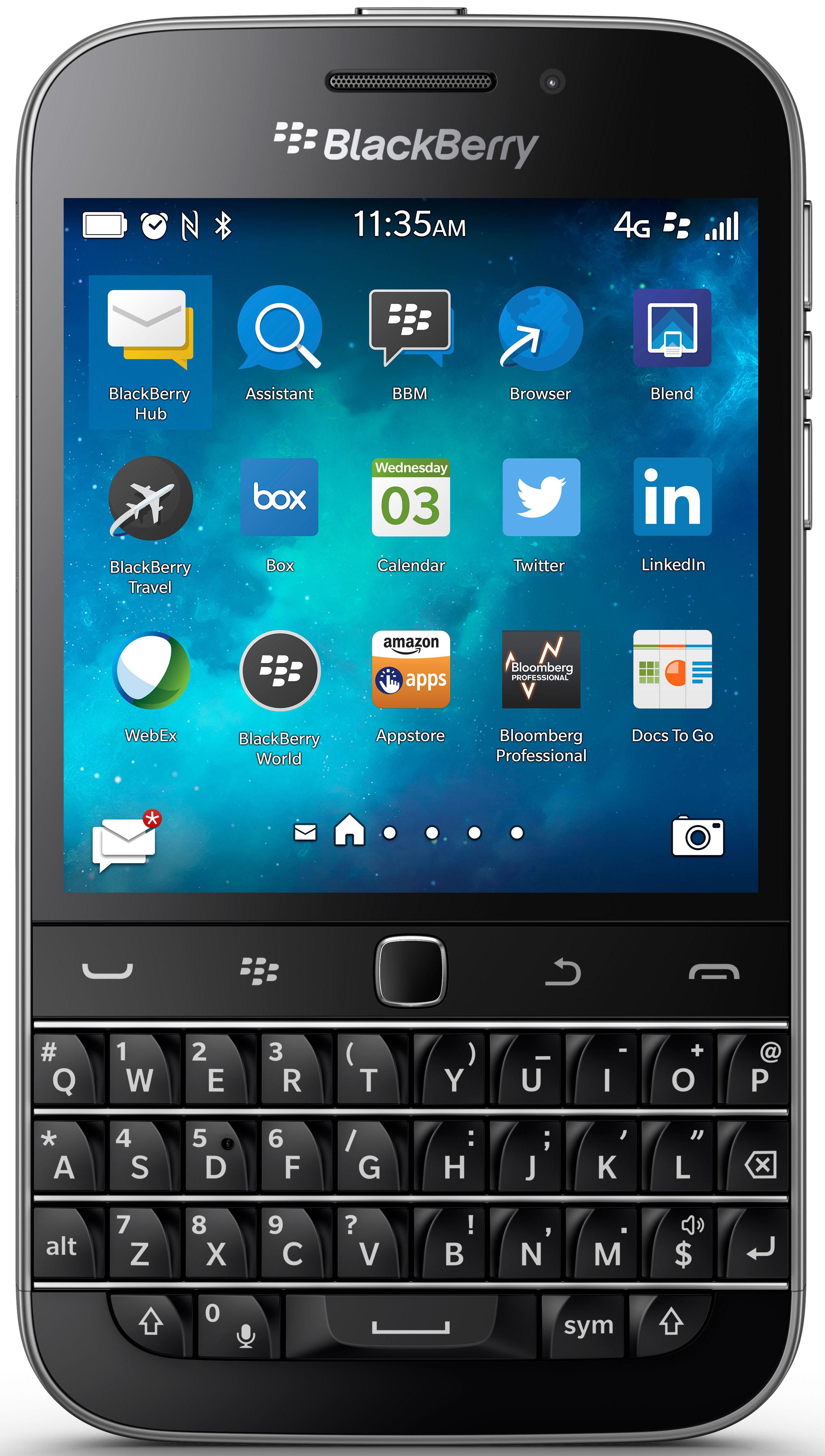Offerta Blackberry Classic QWERTY su TrovaUsati.it