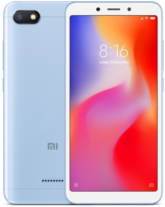 Offerta Xiaomi Redmi 6A 2/16 su TrovaUsati.it