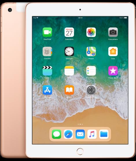 Offerta Apple iPad 9.7 32gb cellular 6a gen su TrovaUsati.it