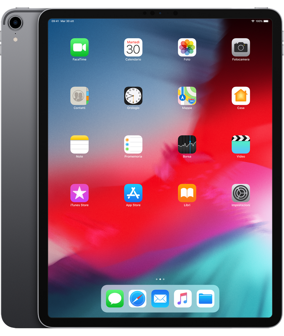 Offerta Apple iPad Pro 12.9 256gb cellular 3a gen su TrovaUsati.it