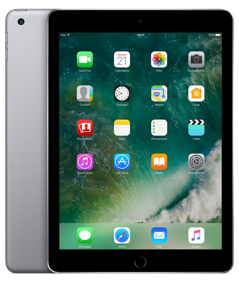Offerta Apple iPad 9.7 128gb wifi 5a gen su TrovaUsati.it