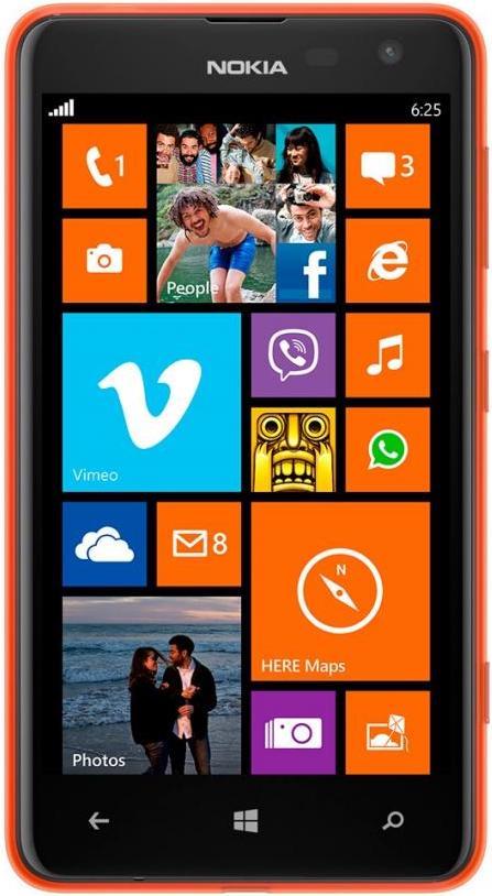 Offerta Nokia Lumia 625 su TrovaUsati.it