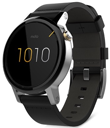 Offerta Motorola Moto 360 2nd Gen 42mm su TrovaUsati.it