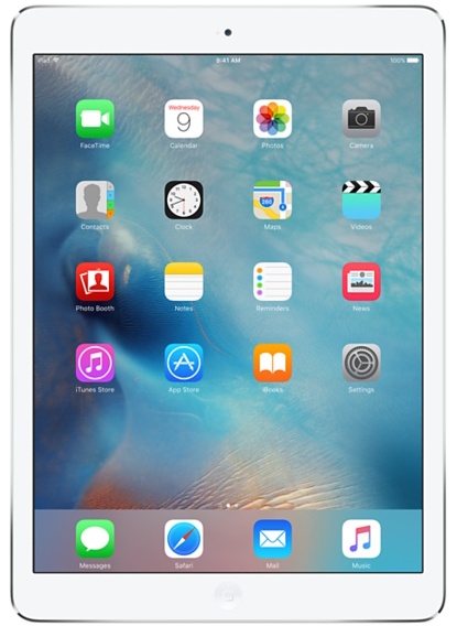 Offerta Apple iPad Air 32gb wifi su TrovaUsati.it