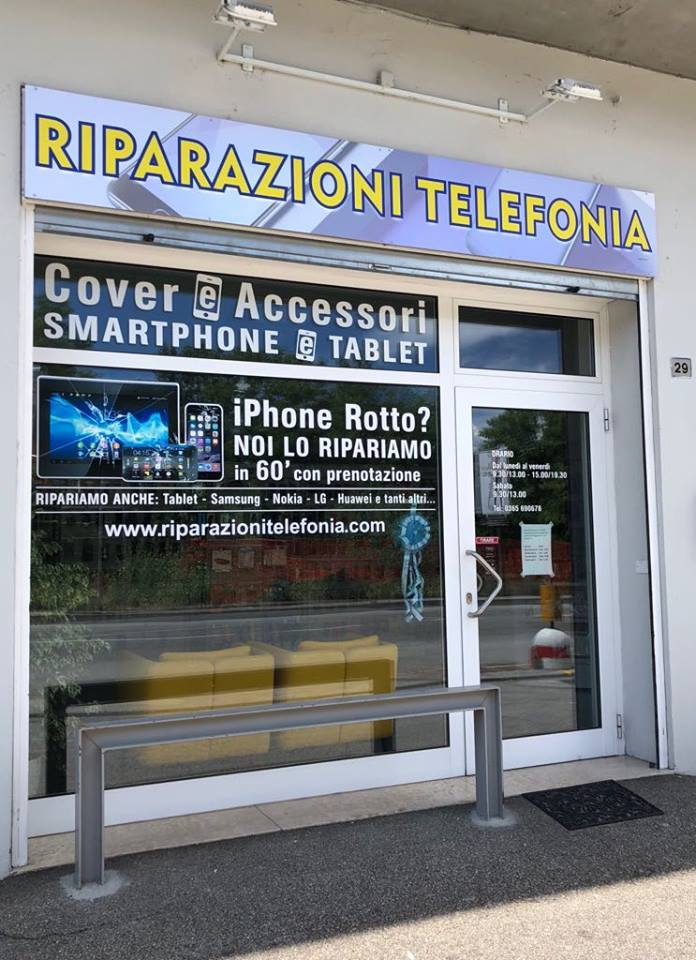 Logo Riparazioni Telefonia