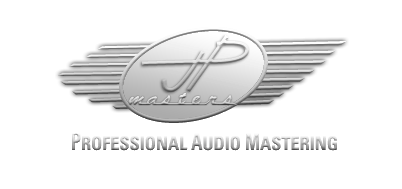 Logo / professional audio mastering studio JP Masters