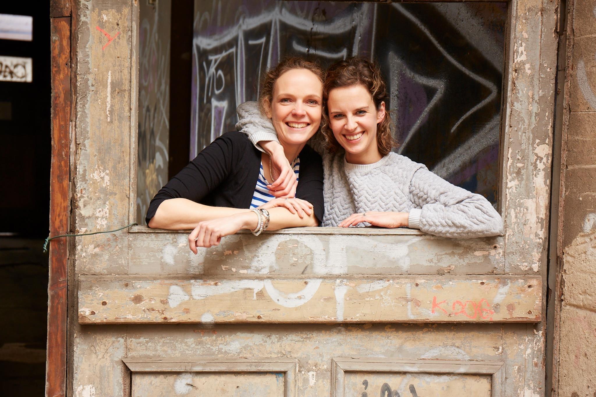 Lisa und Katharina