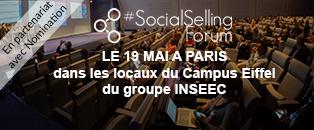 Le social selling forum