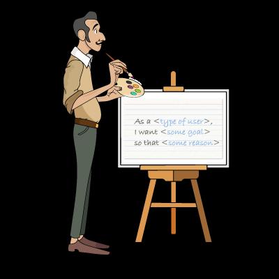 Writing user stories is an art!