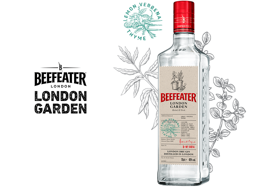 Beefeater London Garden Gin