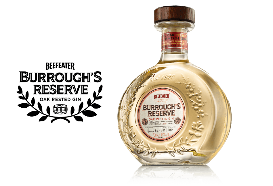 Beefeater Burrough's Reserve Gin