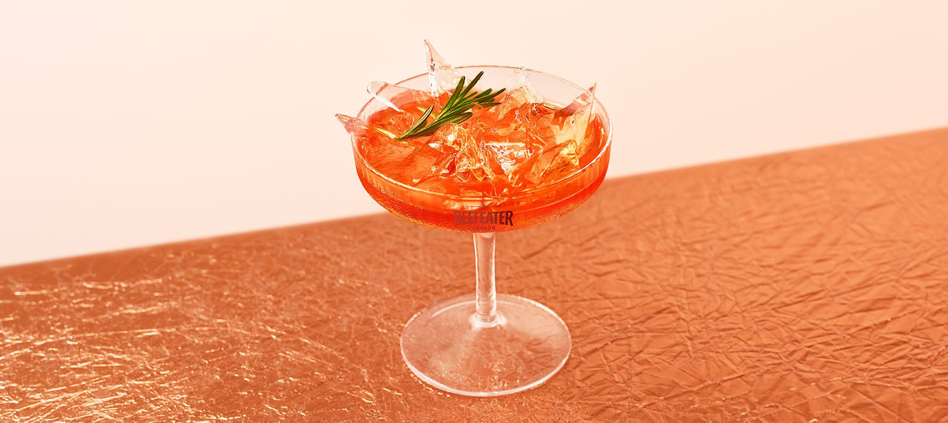 The Frozen Bloody Negroni