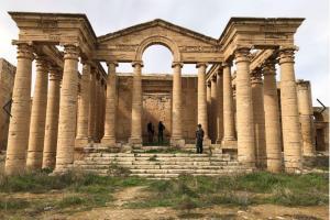 12 Temple of Maran Hatra c ISMEO 1